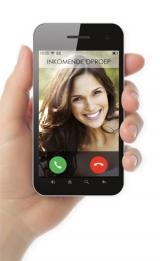 Oproepen ontvangen via de smartphone is mogelijk dankzij de IP interface JPTLIIP.