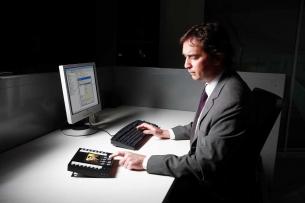 La fonction communication du contrôle d'accès Aiphone