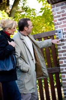 Le côntrole d'accès comme appareil de communication.